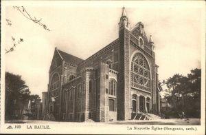 La Baule-sur-Mer La Nouvelle Eglise