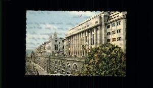 Alger Algerien Boulevard Carnot Hotel de Ville Prefecture / Algier Algerien /