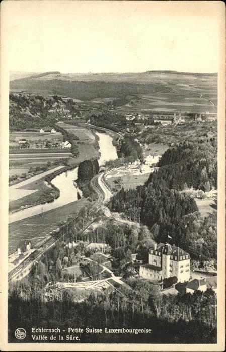 Hotel De La Sure Echternach Luxemburg