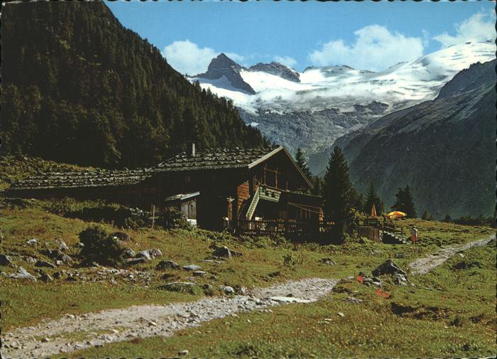 Habachtal Alpengasthof