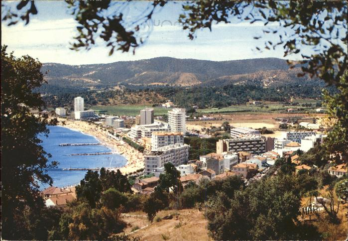 Le Lavandou Vue generale / Le Lavandou /Arrond. de Toulon