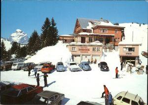 Ibergeregg Hotel Passhoehe / Ibergeregg /Rg. Unteriberg
