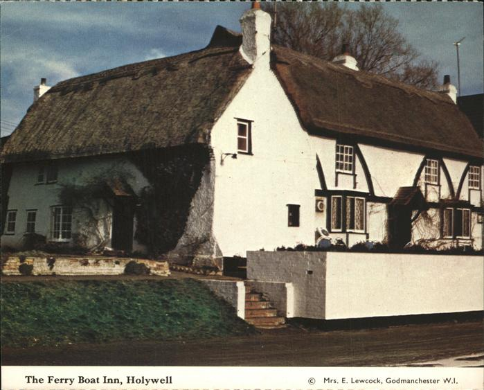 Holywell Cambridgeshire The Ferry Boat Inn