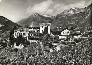 Meran Schloss Rametz Kat. Italien