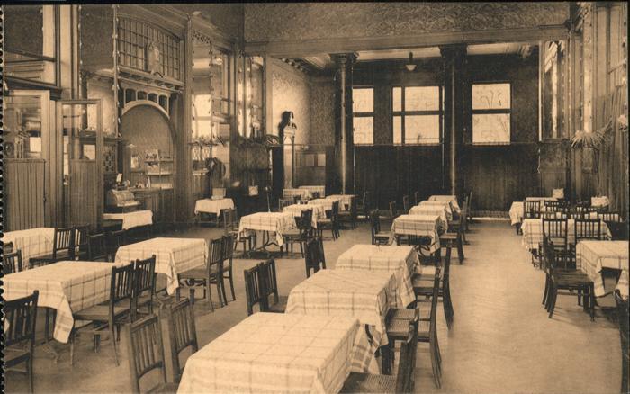 Anvers Antwerpen Palais des Fetes (Salle de Cafe) Kat.