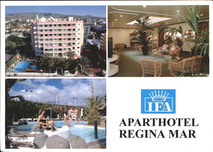 Maspalomas Aparthotel Regina Mar Piscina Kat. Gran Canaria Spanien