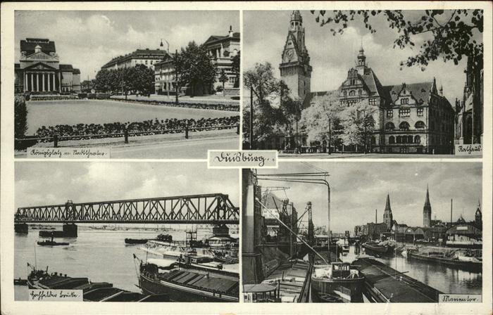 Duisburg Ruhr Ansichten  / Duisburg /Duisburg Stadtkreis