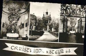 Steyr Enns Oberoesterreich Pfarrkirche Christkindl Kat. Steyr