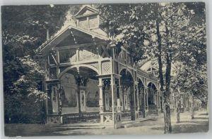 Bad Berneck Kolonnade x 1916