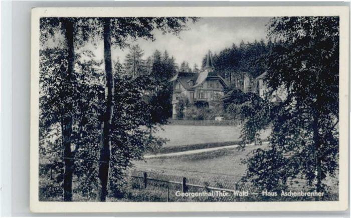 Georgenthal Haus Aschenbrenner x