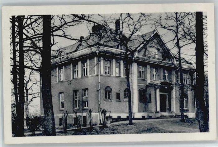 Georgenthal Haus Eichengrund x