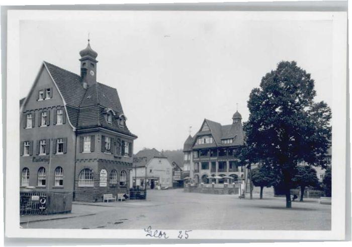Georgenthal Erholungsheim Klosterhof Deutsches Haus *