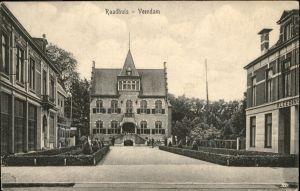 Veendam Raadhuis / Niederlande /