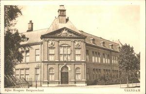Veendam Schule / Niederlande /