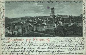 Fribourg FR  / Fribourg FR /Bz. La Sarine