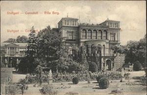 Cannstatt Villa Berg / Stuttgart /Stuttgart Stadtkreis