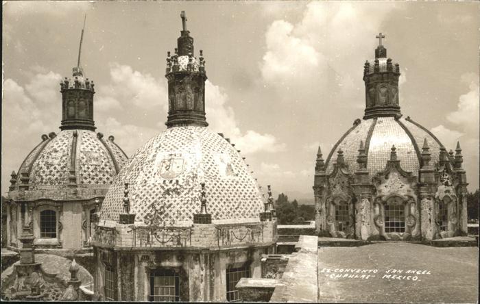 San Angel Mexiko  / Mexiko /