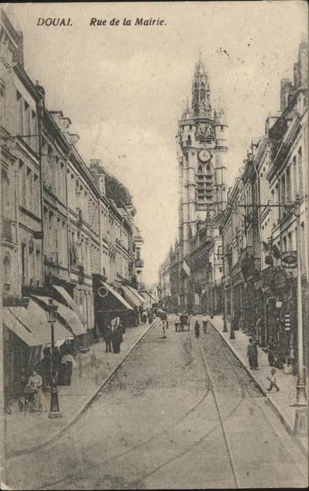 Douai Nord Rue Mairie / Douai /Arrond. de Douai