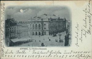 Anvers Antwerpen Theatre Flamand  /  /