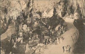 Postojnska Adelsberger Grotte / Slowenien /