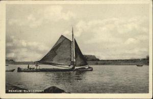 Renkum Rijngezicht Segelboot x