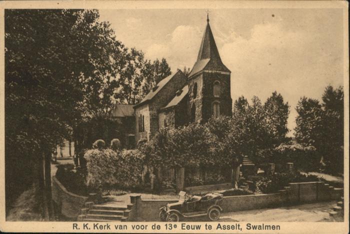 Swalmen Kerk x