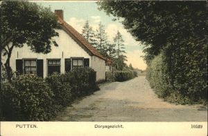 Putten Gelderland Putten Dorpsgezicht * /  /