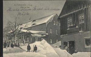 Altenberg Erzgebirge Altenberg Erzgebirge Hotel zur Post x / Geising /Saechsische Schweiz-Osterzgebirge LKR