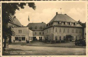 Altenberg Erzgebirge Altenberg Erzgebirge Hotel zum Alten Amtshaus Amtshof * / Geising /Saechsische Schweiz-Osterzgebirge LKR