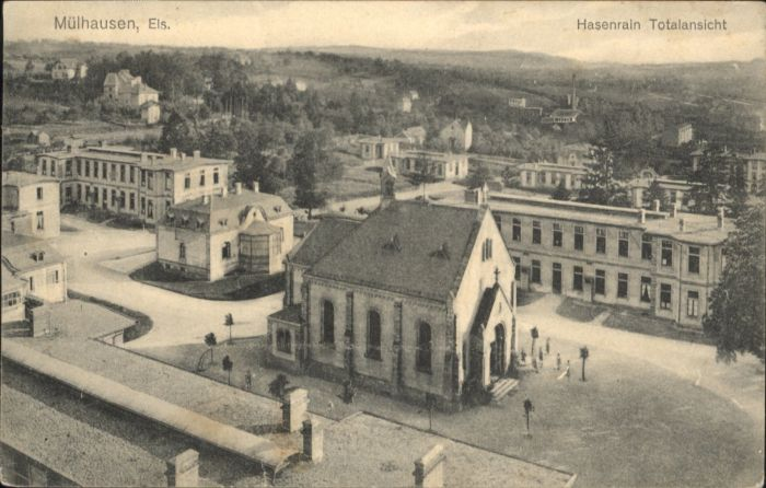 Muelhausen Elsass Hasenrain x