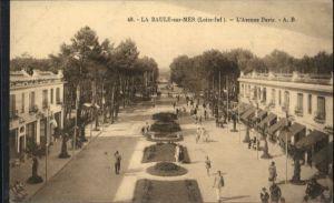La Baule-sur-Mer Avenue Pavie *