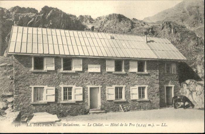 Dauphine Belledonne Chalet Hotel Pra *