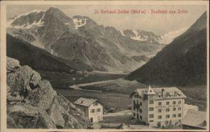 St Gertraud Sulden Posthotel zum Ortler *