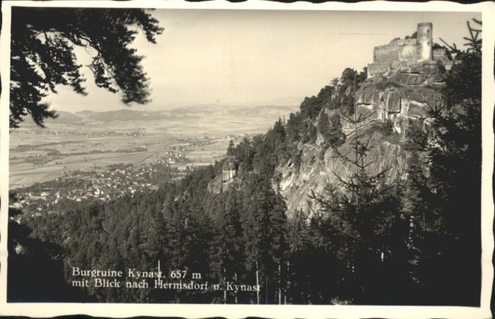 Kynast Hermsdorf Burgruine *