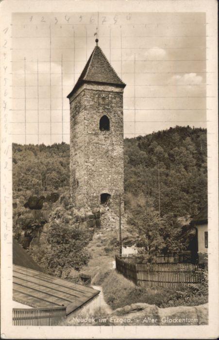 Neudek Glockenturm *