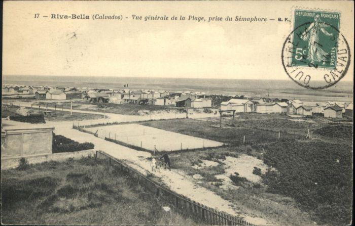 Riva-Bella Riva-Bella Calvados Plage Semaphore x / Ouistreham /Arrond. de Caen