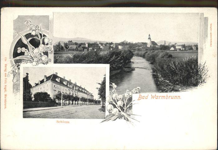 Bad Warmbrunn Schloss *