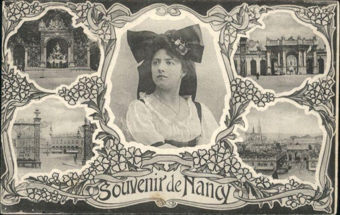 Nancy Lothringen Nancy  * / Nancy /Arrond. de Nancy