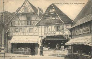 Nancy Lothringen Nancy Exposition Village Alsacien x / Nancy /Arrond. de Nancy