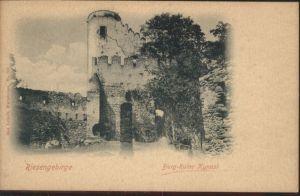 Kynast Riesengebirge Burgruine *
