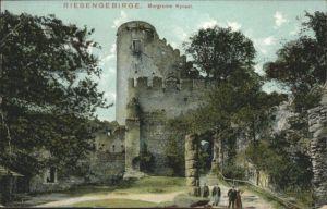 Kynast Riesengebirge Burgruine x