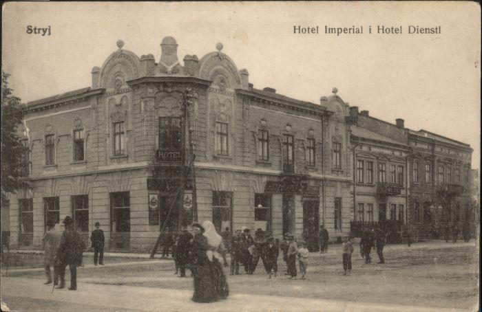 Stryj Hotel Imperial Hotel Dienstl *