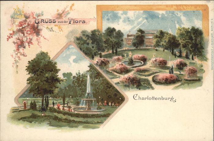 Charlottenburg Charlottenburg / Berlin /Berlin Stadtkreis