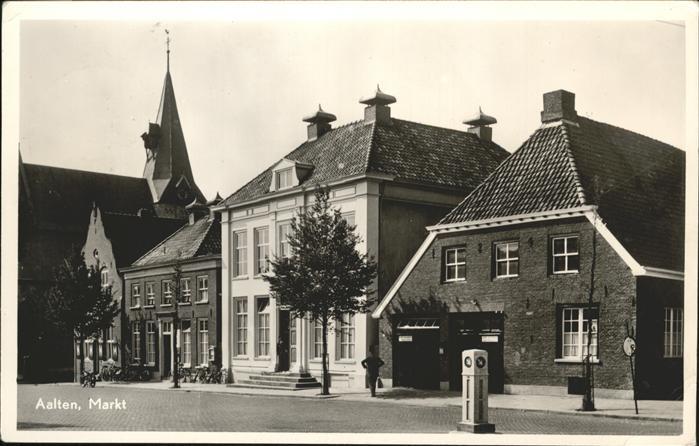 Aalten Markt