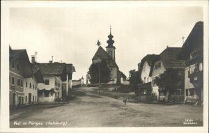 Sankt Veit Pongau Ortsansicht / Sankt Veit im Pongau /Pinzgau-Pongau