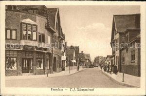 Veendam T.J.Giezenstraat Kat. Niederlande