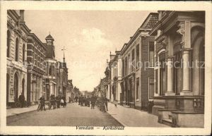 Veendam Kerkstraat Kat. Niederlande