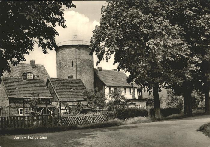 Barth Fangelturm / Barth /Nordvorpommern LKR
