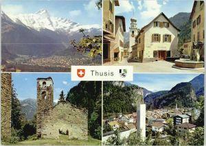 Thusis Thusis  * / Thusis /Bz. Hinterrhein