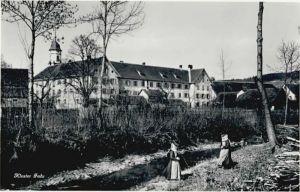 Unterengstringen Unterengstringen Kloster Fahr * / Unterengstringen /Bz. Dietikon